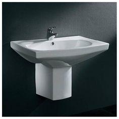 les 71 meilleures images du tableau laves mains lavabos vasques sur pinterest half. Black Bedroom Furniture Sets. Home Design Ideas