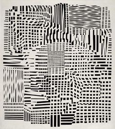 Know by Sight Victor Vasarely, Art Optical, Optical Illusions, Op Art, Textures Patterns, Print Patterns, Kinetic Art, Art Plastique, Famous Artists