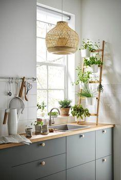 Kitchen Cabinets Fronts, Cabinet Fronts, Kitchen Doors, Kitchen Sink, Kitchen Island, Ikea Small Spaces, Ikea Small Kitchen, Casa Top, Kitchen Planner