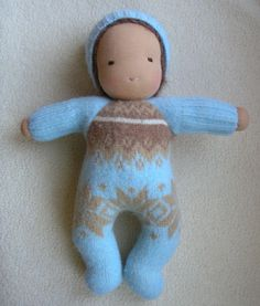 waldorf baby by Anabanana on flickr.com