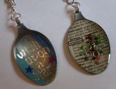 spoon pendants