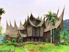 Padang house