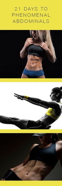 This is how to transform your abs and strengthen your core. Uncover those sexy abs and cultivate a lifestyle practice you'll love with this highly effective body empowerment program designed to rejuvenate your mind and heart and get you back in control fast!