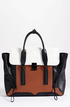 3.1 Phillip Lim 'Pashli' Leather Satchel available at #Nordstrom.. I will get this