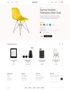 Module UI Kit - Ecommerce Web Layout, Layout Design, Ecommerce Template, Composition Design, Wordpress Theme Design, Web Design Services, Ui Web, Web Design Inspiration, Page Design