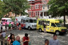 Washington DC food trucks