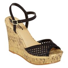 """<p>Sky-high wedge sandals offer a fun and fashionable way to elevate your ensembles.</p><div style=""""page-break-after: always;""""><span style=""""display: none;"""">"""
