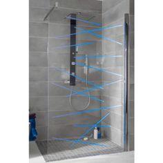 Une douche moderne avec ces leds