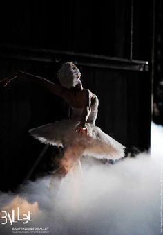 Maria Kochetkova...principal SF Ballet