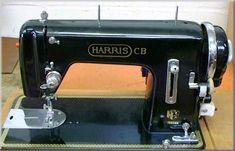 Harris CB, Maker: ?Brother, Date: c.1960