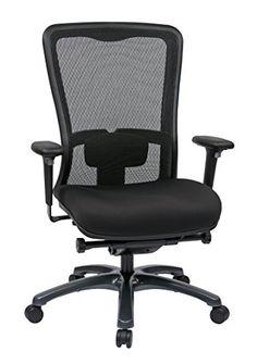 black fabric plastic mesh ergonomic office. Office Star ProGrid Mesh Back And Padded Coal FreeFlex SeHttps:/ Black Fabric Plastic Ergonomic T