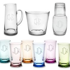 williams sonoma glassware