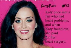 God she's so perfect!Katy Perry facts by Fiona Lonergan