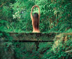 #woman #model #nature #photography #mulher #modelo #natureza #fotografia #inspiracao #nu