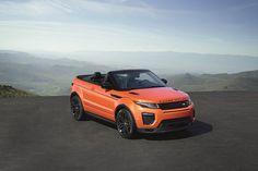 Range Rover Evoque Convertible Is Officieel En Erg Duur