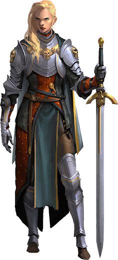 Fantasy Female Warrior, Female Armor, Female Knight, Fantasy Armor, Fantasy Women, Woman Warrior, Character Design Challenge, Female Character Design, Character Design Inspiration