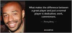 Resultado de imagen de quotes commitment soccer