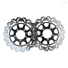 Cheap Front Brake Disc Rotor KAWASAKI ZX6RR ZX6R NINJA 600 636 ER-6F ER-6N VERSYS ABS 650 Z 750 1000 ABS ZX10R 1000 BLACK Online with $189.95  DHgate
