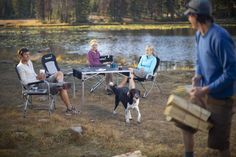 12 Dog-Friendly Campsites in the U.S.