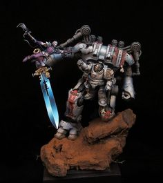 Nemesis Dreadknight duel
