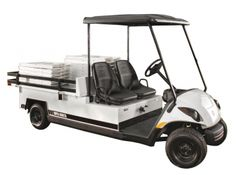 Beckers Golf Cart Handel -   - Ligier - Yamaha - WSM Mitsubishi - E-Z-GO - Club Car - Yamaha Super Hauler  NEUFAHRZEUG Golf Cart / Golfcar