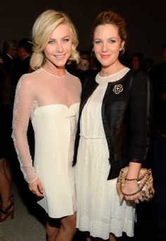 #JulianneHough and #DrewBarrymore attend the Estee Lauder 'Modern Muse' Fragrance Launch Party at the #Guggenheim Museum on September 12, 2013  http://celebhotspots.com/hotspot/?hotspotid=5562&next=1