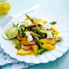 Mango-Spargelsalat
