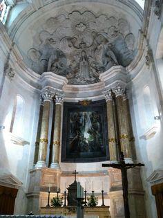 "Fatima, Portugal (Inside ""The Shrine of Our Lady of Fatima"")"