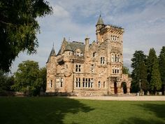 Auchterarder, Gleneagles and The Ochils apartment rental - Dollarbeg Castle