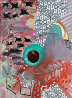 "Saatchi Online Artist Pamela Staker; Painting, ""Study 5, Variation 4"" #art"