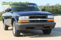 Check out this 2003 Chevrolet S-10 LS in Blue from First Auto Credit in , MO 63755. It has an automatic transmission. Engine is V6. Call Customer Service at (573) 204-7777 today!