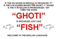 Introduction to english pronunciation