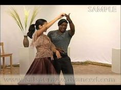 Learn to Dance: Salsa Advanced Salsa Dancing Mastery System - YouTube