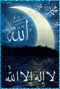 Animated Photo Islamic Images, Islamic Messages, Islamic Pictures, Best Islamic Quotes, Beautiful Islamic Quotes, Beautiful Images, Allah Calligraphy, Islamic Art Calligraphy, Jumma Mubarik