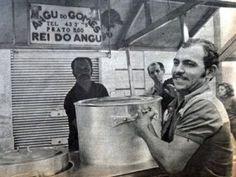 Angu do Gomes Um símbolo do Rio de Janeiro, o Angu do Gomes, um prato tradicional, que se transformou em símbolo da identidade carioca entre as décadas de 50 e 80