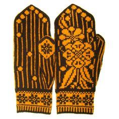 Knitted Mittens Pattern, Knit Mittens, Knitting Patterns, Fair Isle Knitting, Gloves, Breien, Knit Patterns, Knitting Stitch Patterns, Loom Knitting Patterns