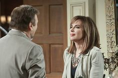 Stefano returns to town and calls Kate with a request.