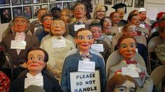 Museo de la ventriloquía. Kentucky, USA