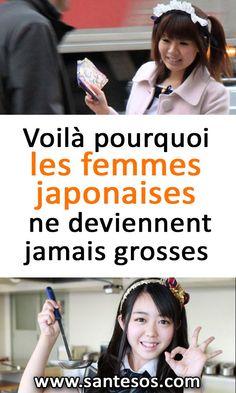 Voilà pourquoi les femmes japonaises ne deviennent jamais grosses #femmesjaponaises #astucessanté #astuces #santé Teeth Whitening, Life Is Good, Detox, The Cure, Challenges, Fitness, Healthy, Snow, Being Healthy