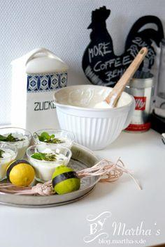 Rührschüssel in Weiß, #IBLaursen, #Ruehrschuessel, #marthas, #Tablett, #Dessert, www.martha-s.de