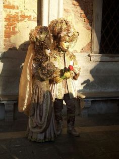 Carnivale 2012 Venice Italy