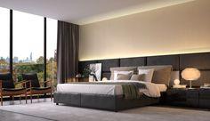 bedroom 2 on Behance