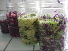 How to Make Sauerkraut  #PDcurious