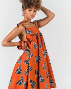 17 Astounding Handpicked Nigerian Ankara Styles For Fashionistas Short African Dresses, African Inspired Fashion, Latest African Fashion Dresses, African Print Dresses, Ankara Dress Styles, African Print Fashion, Africa Fashion, Nigerian Ankara Styles, Modern African Fashion