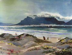 John Pike Watercolor