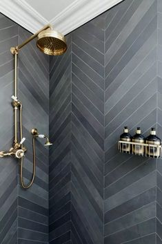Bathroom shower tile ideas are a lot in choices. Grab some inspirations here and check out these shower tile ideas to revamp your old bathroom shower! Shower Remodel, Bath Remodel, Bathroom Renovations, Home Remodeling, Bathroom Makeovers, Decorating Bathrooms, Kitchen Remodeling, Design Rustique, Steam Showers Bathroom