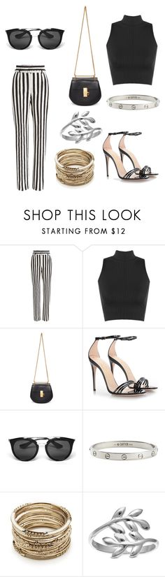 """👌🏿"" by julietpenrose ❤ liked on Polyvore featuring Dolce&Gabbana, WearAll, Chloé, Gucci, Prada, Cartier, Sole Society and Belk Silverworks"