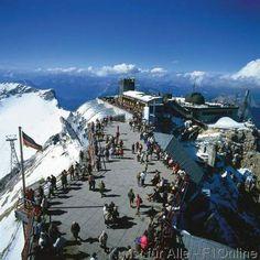 Zugspitze, Augenhöhe