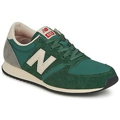 New Balance groene sneakers - U420