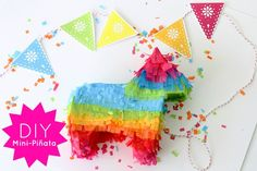 Today's post is brought to you by Natalie of Hazel & Agnes. Hi! My name is Natalie and I blog over at Hazel & Agnes. I love making stuff and sharing about it, and today I'm going to share an adorable craft project just in time for Cinco de Mayo: mini piñatas!  I think … … Continue reading →